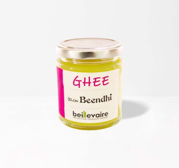 beurre ghee