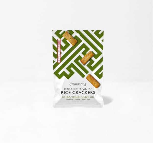 Crackers de riz