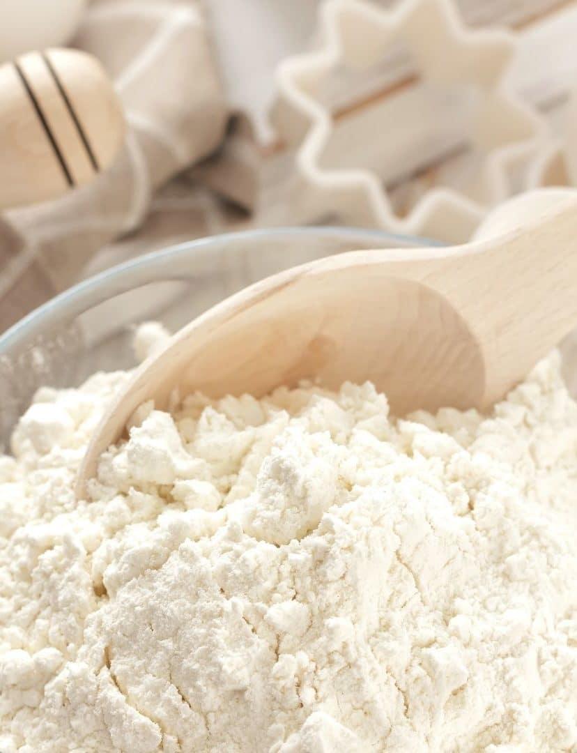 Mix farine sans gluten pour pâtisserie