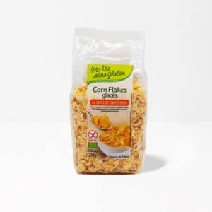 Corn Flakes glacés